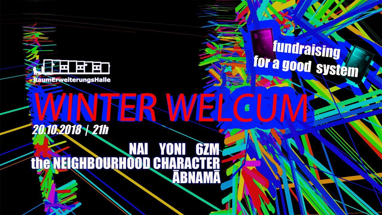 Join us in welcuming the winter season